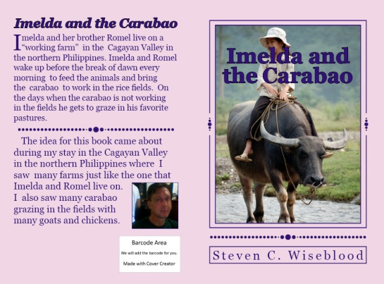 Imelda and the Carabao book cover