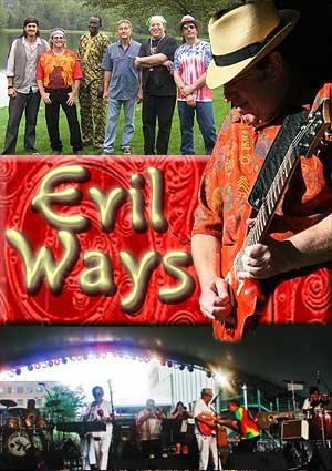 Carlos Santana -Evil Ways