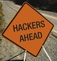 hackers ahead