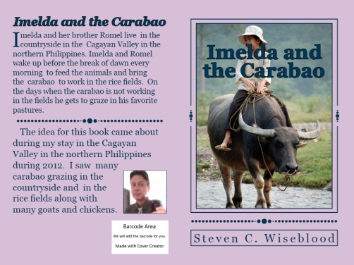 Imelda and the Carabao by Steven Wiseblood