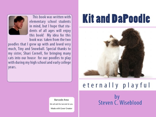 Kit and DaPoodle book cover