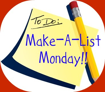 Make a list Monday